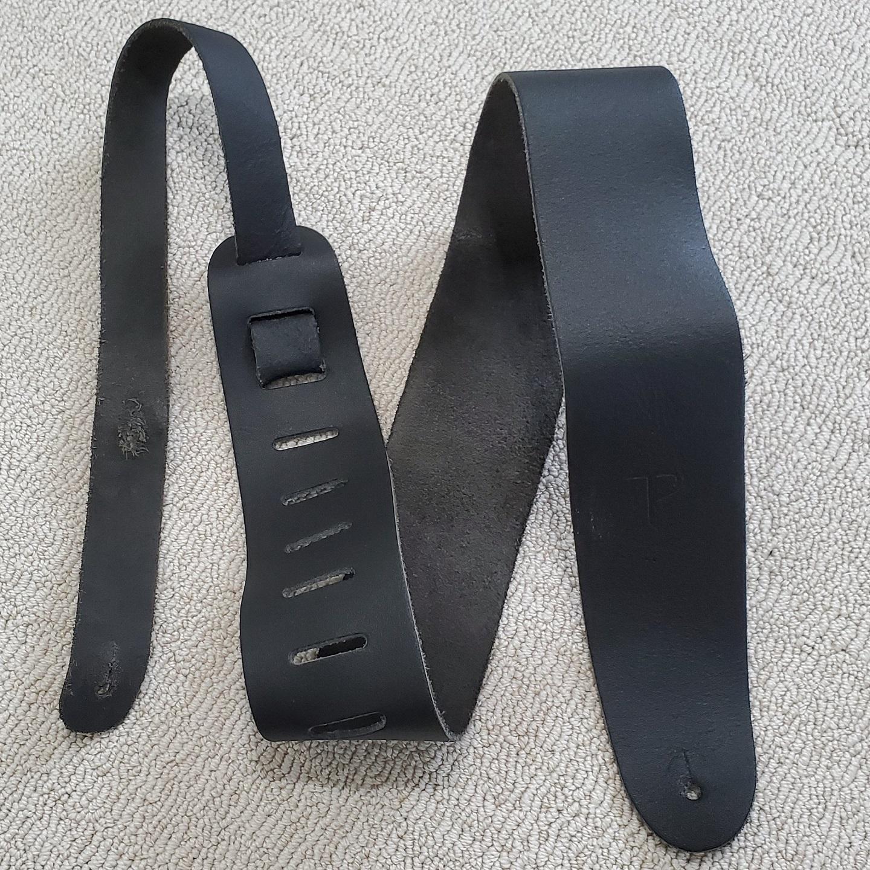 Perri's Black Guitar Strap
